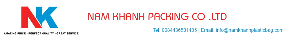 NAM KHANH PACKAGING CO .LTD