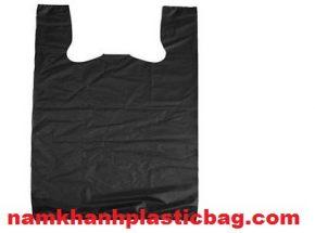 Plastic bin liner bag