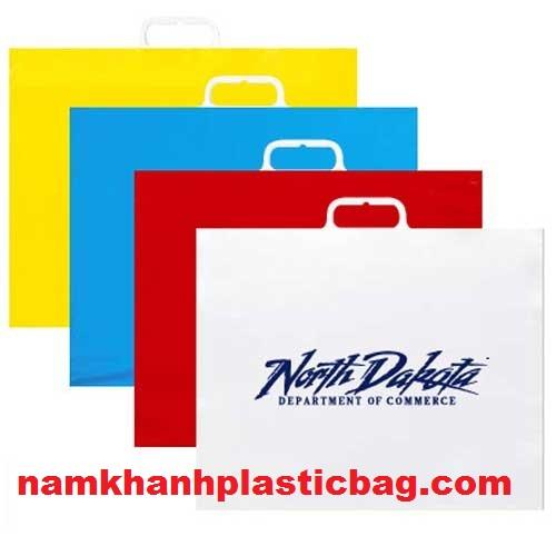 rigid handle bag