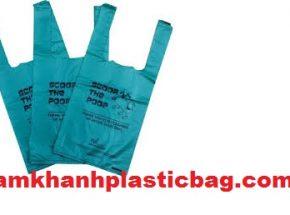 HDPE/LDPE singlet bag