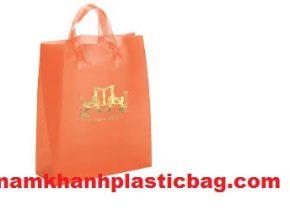 Túi nhựa quai mềm thời trang in đẹp